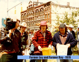 The Jay and Ray Milking Show - 62 WHEN Radio Syracuse